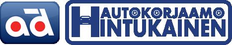 AD-Autokorjaamo L. Hintukainen Oy Logo